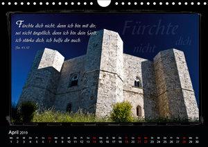 Monat für Monat ein Bibelvers (Wandkalender 2019 DIN A4 quer)