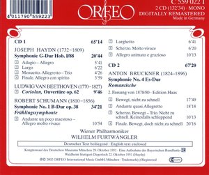 """Sinfonie 4 """"Romantische""""/+"""