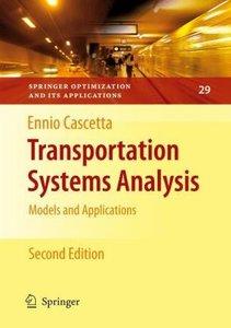 Transportation Systems Analysis