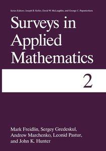 Surveys in Applied Mathematics