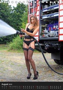 Feuerwehrkalender - Erotische Fotografien von Thomas Siepmann (T