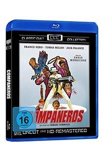 Companeros, 1 Blu-ray (Uncut)