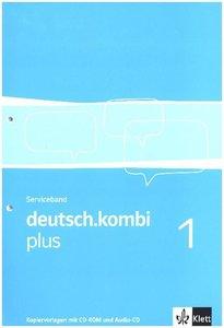 deutsch.kombi plus 1. Serviceband 6. Klasse. Sprach- und Lesebuc