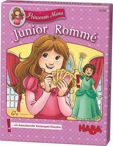 Prinzessin Mina - Junior Rommé