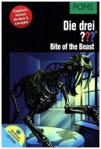 PONS Die drei ??? - Bite of the Beast (drei Fragezeichen)