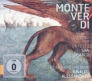 Vespri solenni per la festa di San Marco