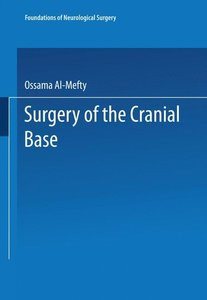 Surgery of the Cranial Base