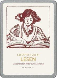 Lesen (Creative Cards)
