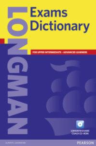Longman Exams Dictionary / Mit CD-ROM