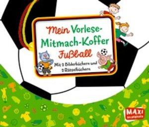 Mein Vorlese-Mitmach-Koffer - Fußball