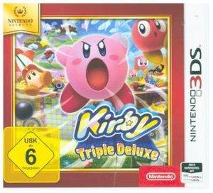 Kirby Triple Deluxe Selects, Nintendo 3DS-Spiel
