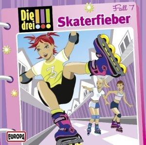 Die drei !!! 07. Skaterfieber (drei Ausrufezeichen)