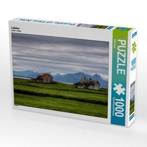 Lofoten 1000 Teile Puzzle quer