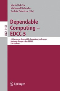 Dependable Computing - EDCC 2005