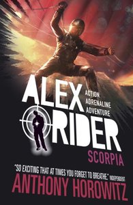Alex Rider 05: Scorpia. 15th Anniversary Edition
