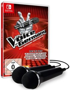 The Voice of Germany - Das offizielle Videospiel (+ 2 Mics)