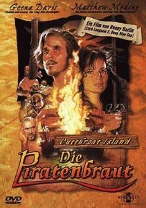 Die Piratenbraut - Cutthroat Island