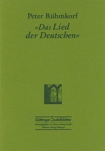 'Das Lied der Deutschen'