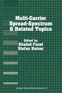Multi-Carrier Spread-Spectrum & Related Topics