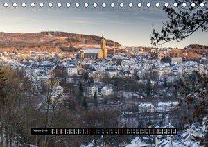Faszination Erzgebirge (Tischkalender 2019 DIN A5 quer)