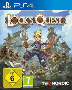 Lock\'s Quest (Playstation 4)