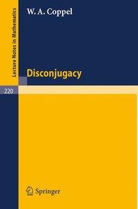 Disconjugacy