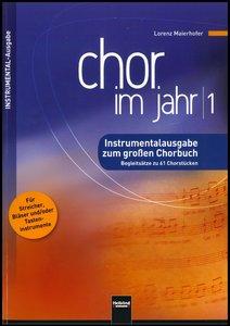 Chor im Jahr 1. Instrumental-Ausgabe