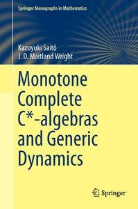 Monotone Complete Algebras of Operators