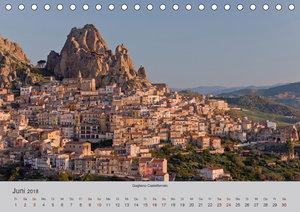 Sizilien 2018 (Tischkalender 2018 DIN A5 quer)