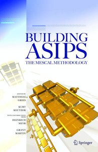Building ASIPs: The Mescal Methodology