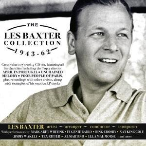 The Les Baxter Collection 1943-62