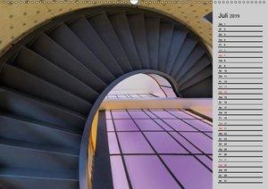 Faszination Treppen (Wandkalender 2019 DIN A2 quer)