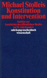 Konstitution und Intervention