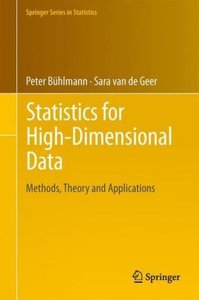 Statistics for High-Dimensional Data