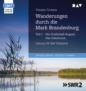 Wanderungen durch die Mark Brandenburg - Teil I