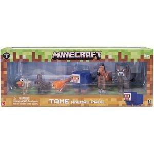 Minecraft - Sammelfiguren Multipack Zahme Tiere