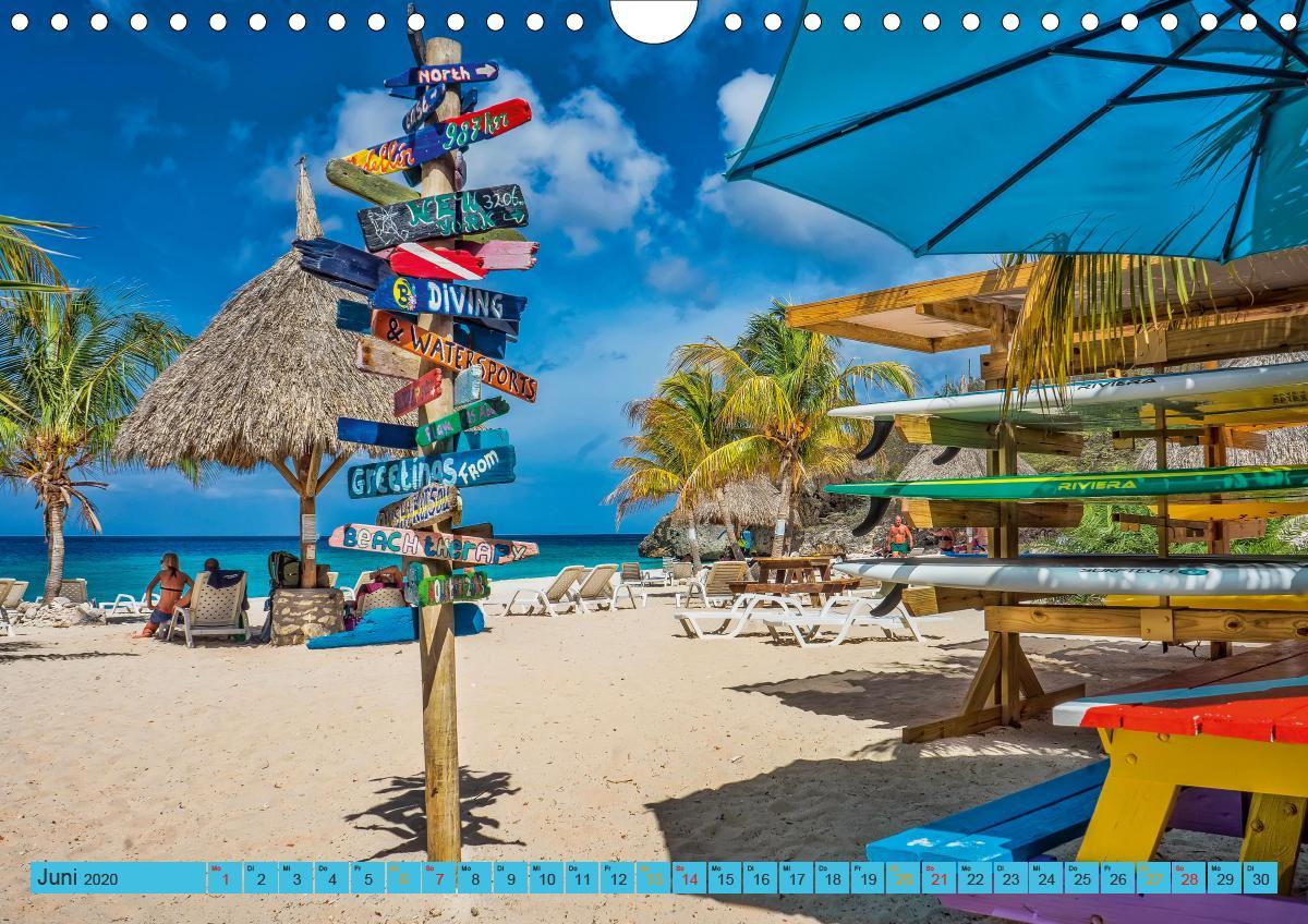 Curaçao - bunte Insel in der Karibik - zum Schließen ins Bild klicken