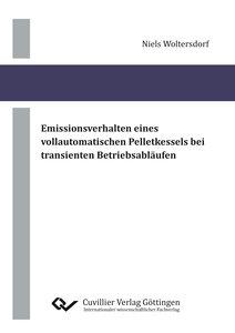 Emissionsverhalten eines vollautomatischen Pelletkessels bei tr