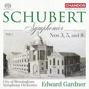 Sinfonien Vol.1-Sinfonien 3,5 & 8
