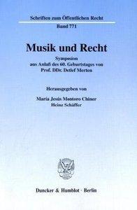 Musik und Recht