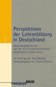 Perspektiven der Lehrerbildung in Deutschland
