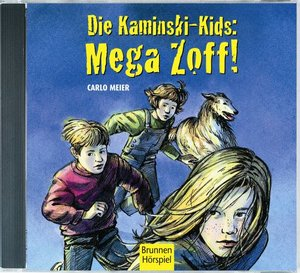 Die Kaminski-Kids 01. Mega Zoff!