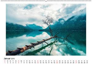 Der Reiz der Landschaft (Wandkalender 2019 DIN A2 quer)