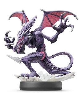 amiibo Ridley - Super Smash Bros. Collection, 1 Figur