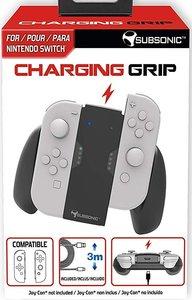 SUBSONIC Charging Grip für Joy-Con, Ladegriff, Ladegerät für Nin