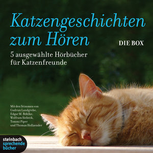 Katzengeschichten zum Hören