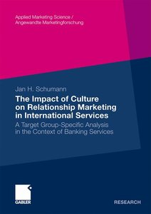 The Impact of Culture on Relationship Marketing in International