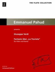 """Fantasie über \""""La Traviata\"""""""