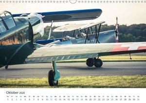 AVIATION CLASSICS seen by custompix.de (Wandkalender 2020 DIN A3