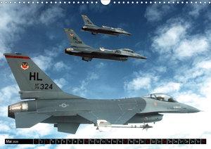 Kriegstechnik. Kampfjet-Impressionen
